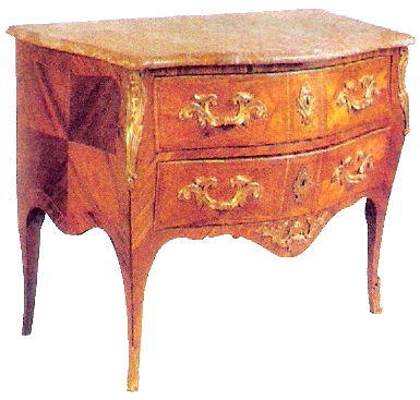 Commode Vernis (image)